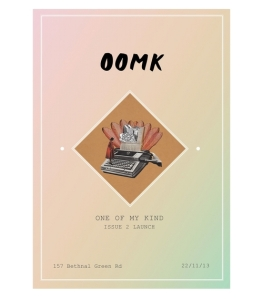 One of My Kind: Issue 2